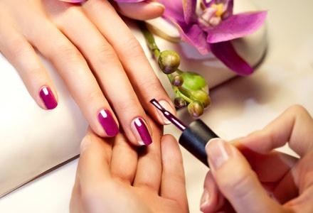 manicure ή pedicure