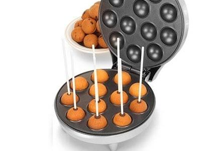 BEST PRICE! 55,90€ για μία Συσκευή για Μικρά Κέικς Pop Maker Tristar, που ξετρελαίνουν μικρούς και μεγάλους, από το MagicStore.